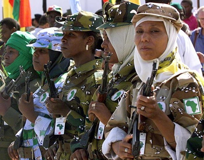 Millions-of-Libyans-inc.-women-defended-their-revolution, Remembering Muammar Qaddafi and the great Libyan Jamahiriya, World News & Views