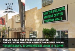 Save-Fillmore-Heritage-Center-Nov.-2-poster-1017-1-300x204, New Community Leadership Foundation announces creation of Oversight Board for Fillmore Heritage Center, Local News & Views