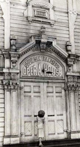 Bayview-Opera-House-in-1941, City attacks Black culture to erase Blacks from San Francisco, Culture Currents