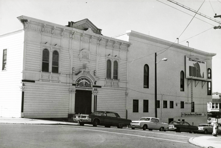 Bayview-Opera-House-restored-in-1970, City attacks Black culture to erase Blacks from San Francisco, Culture Currents