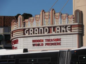 Donald-Lacy's-'Hidden-Treasure'-on-marquee-Grand-Lake-Theater-1017-Oakland-300x225, Can the military do some good?, Culture Currents