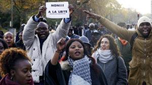 In-Paris-1000-protest-auctioning-of-refugees-as-slaves-in-Libya-111817-by-Geoffroy-Van-Der-Hasselt-AFP-web-300x169, Paris: Protests erupt against slavery in Libya, World News & Views
