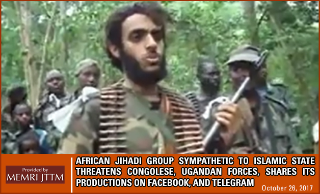 Islamic-State-jihad-in-Congo-102617, ISIS of Central Africa a new cover for plundering Congo, World News & Views