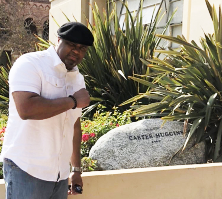Malik-Ismail-at-Bunchy-Carter-John-Huggins-memorial-at-UCLA, They called him Bunchy, like a bunch of greens, Culture Currents