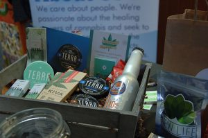 SF-Cannabis-Forum-Community-Gardens-displays-wares-BV-Opera-House-102117-by-Betty-Rose-Livingston-web-300x199, Community pushes for equity in cannabis licensing, Local News & Views