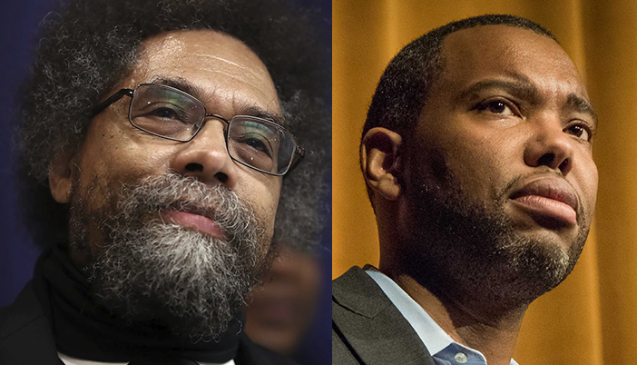 Cornel-West-and-Ta-Nehisi-Coates, Coates doesn't get it, National News & Views