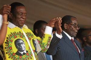 Emmerson-Mnangagwa-Robert-Mugabe-by-Jekesai-Njikizama-Gallo-Images-AFP-300x198, Let Zimbabwe reflect and regroup, World News & Views