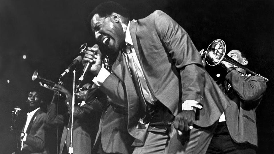 Otis-Redding-and-band, Otis Redding and Muhammad Speaks, Culture Currents