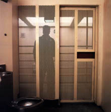 Pelican-Bay-SHU-view-from-inside-cell-by-CDCR, Wrongfully returned to SHU: Maximum security is no place for rehabilitation, Behind Enemy Lines