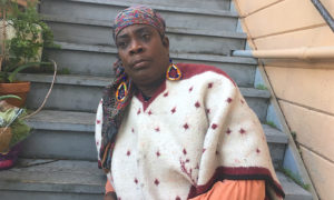 Aunti-Frances-Frances-Moore-on-her-front-steps-1217-by-Sam-Levin-The-Guardian-web-300x180, Evicting the Black Panthers' vision: The fight for Aunti Frances and the Self-Help Hunger Program, Local News & Views