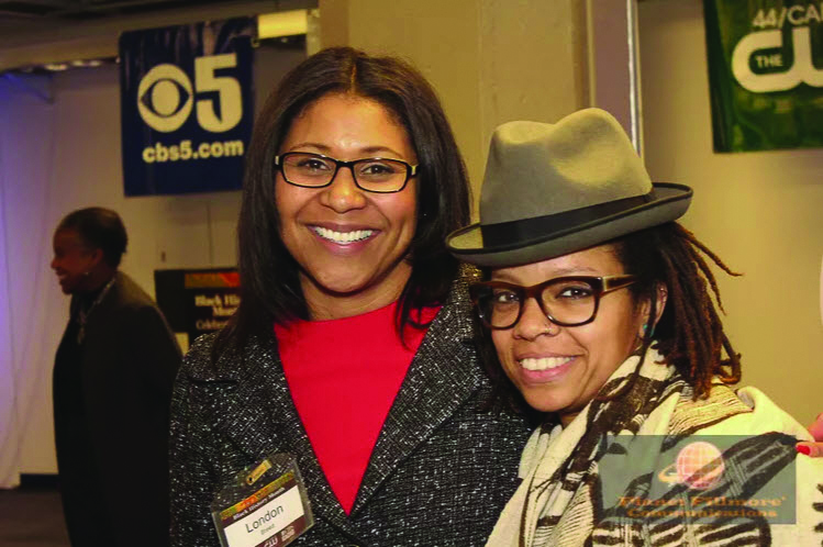 London-Breed-Melorra-Green-at-CBS5-by-Lance-Burton-Planet-Fillmore-Comms, Support Interim Mayor – Our Mayor – London Breed, Local News & Views