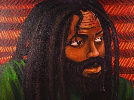 Mumia-art-by-Malik-Seneferu-0209-web, New appeal to free Mumia! Endorse today!, Behind Enemy Lines