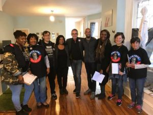 Philly-DA-candidate-Larry-Krasner-canvassing-volunteers-by-Lawrence-Krasner-for-DA-Facebook-300x225, How prisoners organized to elect a just DA in Philly, National News & Views