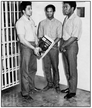 Soledad-Brothers-George-Jackson-Fleeta-Drumgo-John-Clutchette, 'Soledad Brother' John Clutchette granted parole – will California Gov. Jerry Brown reverse the decision?, Behind Enemy Lines