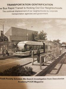 Transportation-Gentrification-cover-223x300, Transportation gentrification: How Bus Rapid Transit is displacing East Oakland, Culture Currents