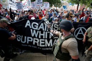 Unite-the-right-rally-white-nationalists-confronted-by-Antifa-counter-protesters-Charlottesville-VA-081217-by-Joshua-Roberts-Reuters-web-300x200, A historical perspective on the contemporary racial divide, National News & Views