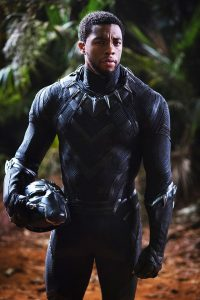 Black-Panther'-Chadwick-Boseman-as-TChalla-Black-Panther-by-Matt-Kennedy-©Marvel-Studios-2018-web-200x300, 'Black Panther' stars and creators challenge negative African stereotypes, Culture Currents
