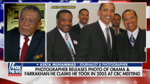 Askia-Muhammad-interviewed-re-2005-Obama-Farrakhan-CBC-meeting-photo-012518-by-Fox-News-300x169, Regarding the 2005 photo of Farrakhan and Obama: A gentle scolding of a dear ally, National News & Views