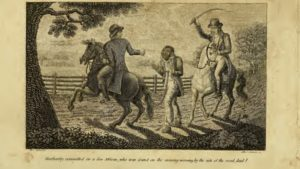 Barbarity-committed-on-a-free-African-who-was-found-on-the-ensuing-morning-by-the-side-of-the-road-dead-1817-illustration-300x169, Mass incarceration for profit: The dual impact of the 13th Amendment and the unresolved question of national oppression in the United States, National News & Views