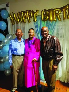 Dorris-Vincents-85th-birthday-party-w-Willie-Ratcliff-Al-Williams-Bayview-Opera-House-011218-by-Al-Williams-web-225x300, Bay View needs benefactors, Local News & Views