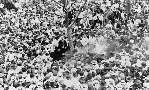 Jesse-Washington-17-lynched-burned-alive-15000-spectators-in-Waco-Texas-051516-by-Fred-Gildersleeve-cy-Baylor-University-300x181, Black disabled folks have been separated from the Black community since slavery, Culture Currents