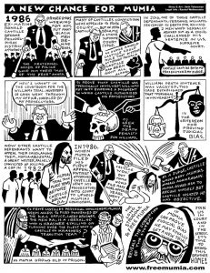 A-new-chance-for-Mumia-graphic-story-by-Seth-Tobocman-Rachel-Wolkenstein-231x300, New legal action is a path to Mumia Abu-Jamal's freedom, but a re-ignited international mobilization is critical for victory, Behind Enemy Lines