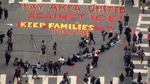 Bay-Area-United-Against-ICE-Keep-families-together-painted-on-street-protest-by-PNN-300x169, From deportations to reparations: An emergency call for Ag-Reparations and Farm Sanctuaries across CalifAztlan, Local News & Views
