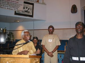 Dr.-Pres.-Imari-Abubakari-Obadele-co-founder-PG-RNA-N'COBRA-speaks-Black-Nation-Day-w-past-PG-RNA-Pres.Ukali-Mwendo-web-300x224, Free the land! Commemorating 50 years of the Republic of New Afrika, Culture Currents