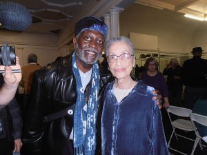 Jahahara-Betty-Reid-Soskin-96-at-her-book-signing-party-Geoffrey's-Inner-Circle-022118-Oakland-web-300x225, Free the land! Commemorating 50 years of the Republic of New Afrika, Culture Currents