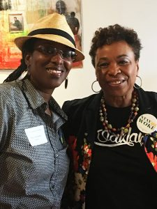 Jovanka-Beckles-Barbara-Lee-at-Stonewall-Democratic-Club-Oakland-Pride-Breakfast-web-225x300, Jovanka will bring people power from Richmond to the California Assembly, Local News & Views