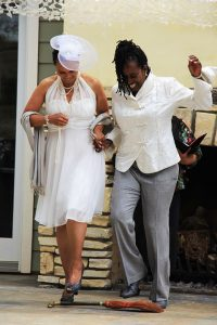 Jovanka-Beckles-wife-Nicole-Valentino-jump-broom-at-wedding-2013-web-200x300, Jovanka will bring people power from Richmond to the California Assembly, Local News & Views