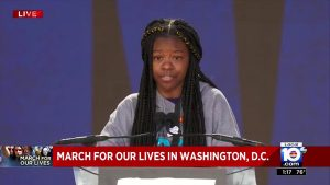 March-for-Our-Lives-Mya-Middleton-032418-by-WPLG-300x169, 'One life is worth all the guns in America': Students demand end to violence at March for Our Lives, National News & Views