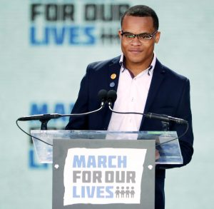 March-for-Our-Lives-Zion-Kelly-032418-by-Upworthy-300x293, 'One life is worth all the guns in America': Students demand end to violence at March for Our Lives, National News & Views