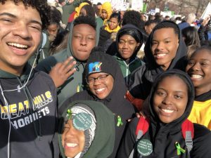 March-for-our-lives-was-so-much-fun-it-felt-so-good-to-make-a-difference-032418-by-Kam--300x225, 'One life is worth all the guns in America': Students demand end to violence at March for Our Lives, National News & Views