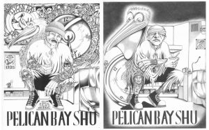 Pelican-Bay-SHU-1-2-art-by-Chris-Carrasco-web-300x187, We stand together so prisoners never have to go through the years of torture we did, Behind Enemy Lines