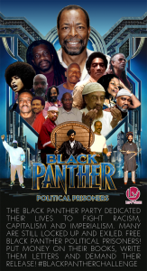 Black-Panther-Political-Prisoners-in-movie-poster-style-by-Left-Voice-163x300, Prison Panthers and awakening the Black radical, Behind Enemy Lines