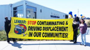 Greenaction-BVHP-residents-protest-at-Lennars-Shipyard-Welcome-Center-300x169, Board of Supervisors to hold public hearing May 14 on alleged massive fraud at Hunters Point Shipyard Superfund Site, Local News & Views