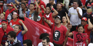 Lula's-supporters-protest-his-imprisonment-040618-by-Morning-Star-300x149, Free Lula!, World News & Views