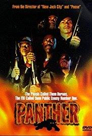 Mario-Melvin-Van-Peebles-Panther-poster-3, Angela Bassett stars in both Panther movies, Culture Currents