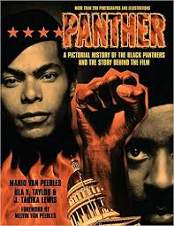Mario-Melvin-Van-Peebles-Panther-poster, Angela Bassett stars in both Panther movies, Culture Currents