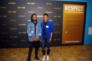 OMCAs-RESPECT-Hip-Hop-Style-and-Wisdom-Senay-Alkebu-lan-w-Amanda-Sade-032418-by-Eric-Murphy-300x199, Wanda's Picks April 2018, Culture Currents