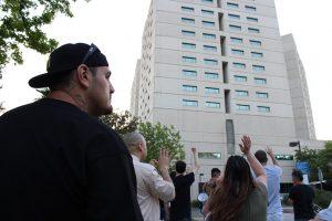 Rally-to-end-Prisoners-United-Hunger-Strike-Santa-Clara-County-Jail-042318-by-Angelica-Jazmin-Ramirez-Reyes-Haq-web-1-300x200, Rally to end Santa Clara County Jail hunger strike, Behind Enemy Lines