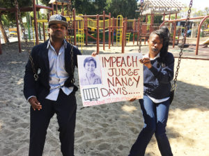 Shonte-Will-Impeach-Judge-Nancy-Davis-Parents-Against-CPS-Corruption-0317-web-300x225, Recalling judges in Contra Costa and San Francisco counties, Local News & Views