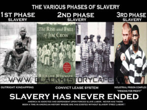 Slavery-Has-Never-Ended-graphic-300x225, Juneteenth Call to Action, Behind Enemy Lines