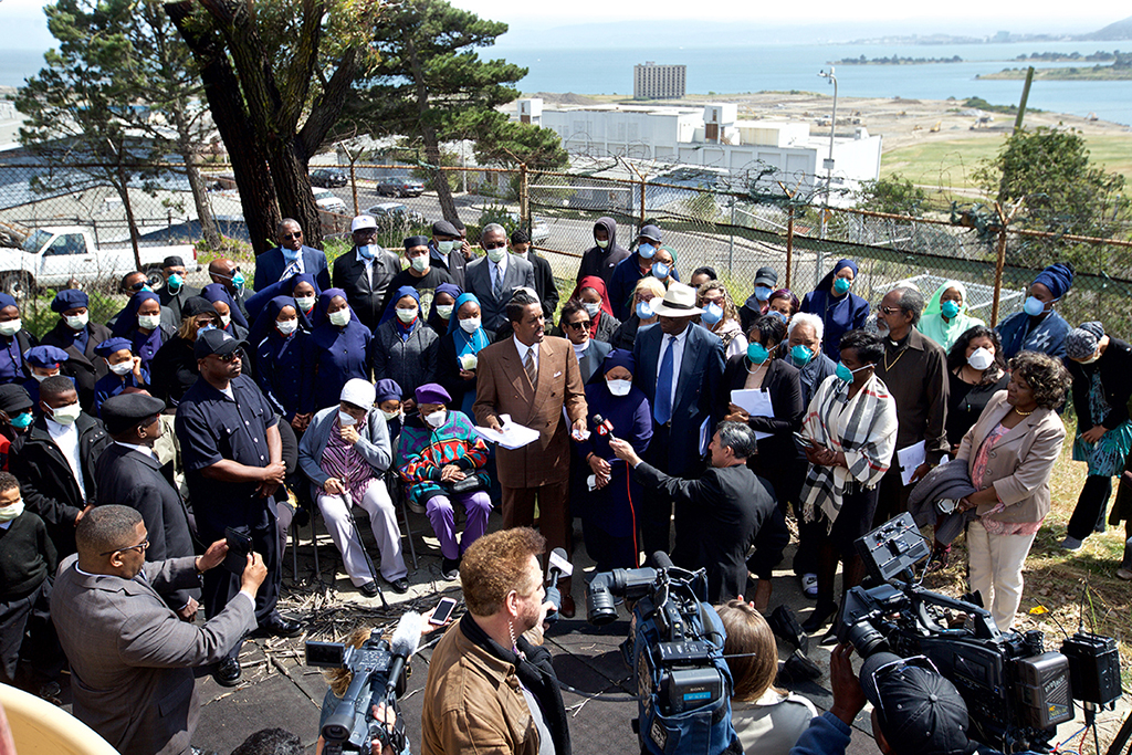 Bonner-Bonner-press-conf-announcing-27-billion-lawsuit-Hunters-Point-residents-v.-Tetra-Tech-050118-by-Kevin-N.-Hume-SF-Examiner-web, Environmental justice has a May Day in court: $27 billion class action filed against Tetra Tech, Local News & Views