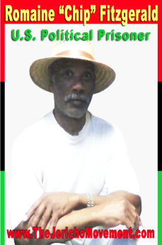 Chip-Fitzgerald-Political-Prisoner-by-Jericho, Former Black Panther Romaine 'Chip' Fitzgerald seeks parole after 49 years behind bars, Behind Enemy Lines