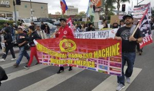 May-Day-march-in-Los-Angeles-050118-by-Unión-del-Barrio-300x178, Workers march with pride and power on May Day, International Workers' Day, National News & Views