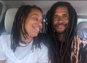 Debbie-Africa-with-son-Mike-Africa-after-her-release-on-parole-300x217, MOVE member Debbie Africa released, Behind Enemy Lines