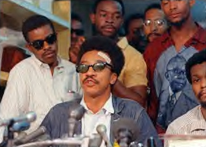 H.-Rap-Brown-0767-after-Md-police-ambush-Pan-African-News-file, The unofficial gag order of Jamil Al-Amin (H. Rap Brown): 16 years in prison, still not allowed to speak, Behind Enemy Lines