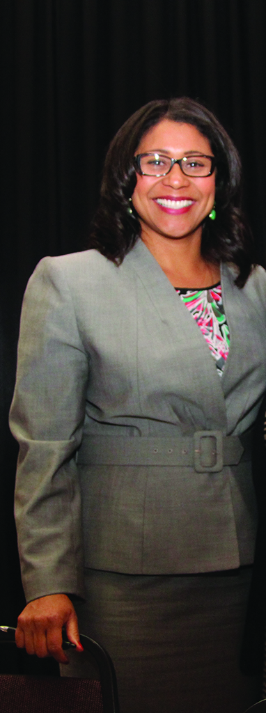 London-Breed-by-Johnnie-Burrell-web, Black is back in San Francisco! Welcome back, Mayor London Breed, Local News & Views